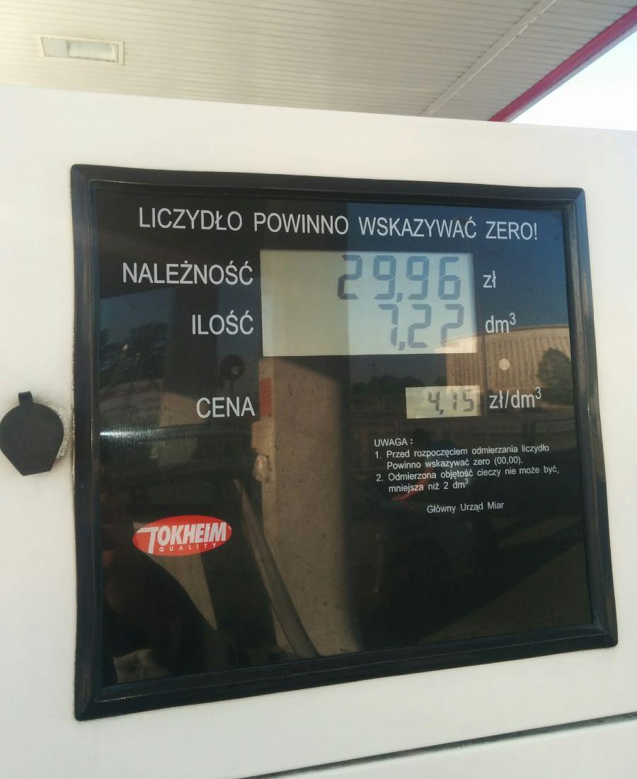 Kymco – Tankowanie, ile pali jaki zasięg? Tankujemy nasze Kymco.
