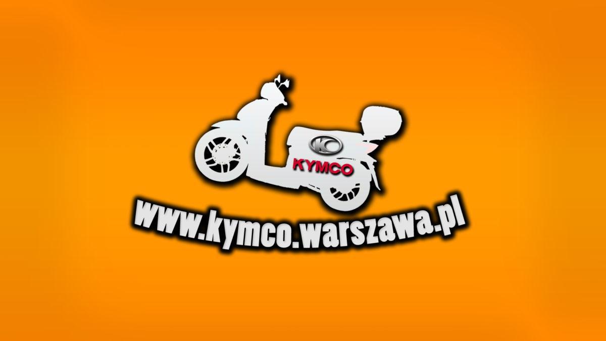 Kymco Warszawa – Nowe Logo