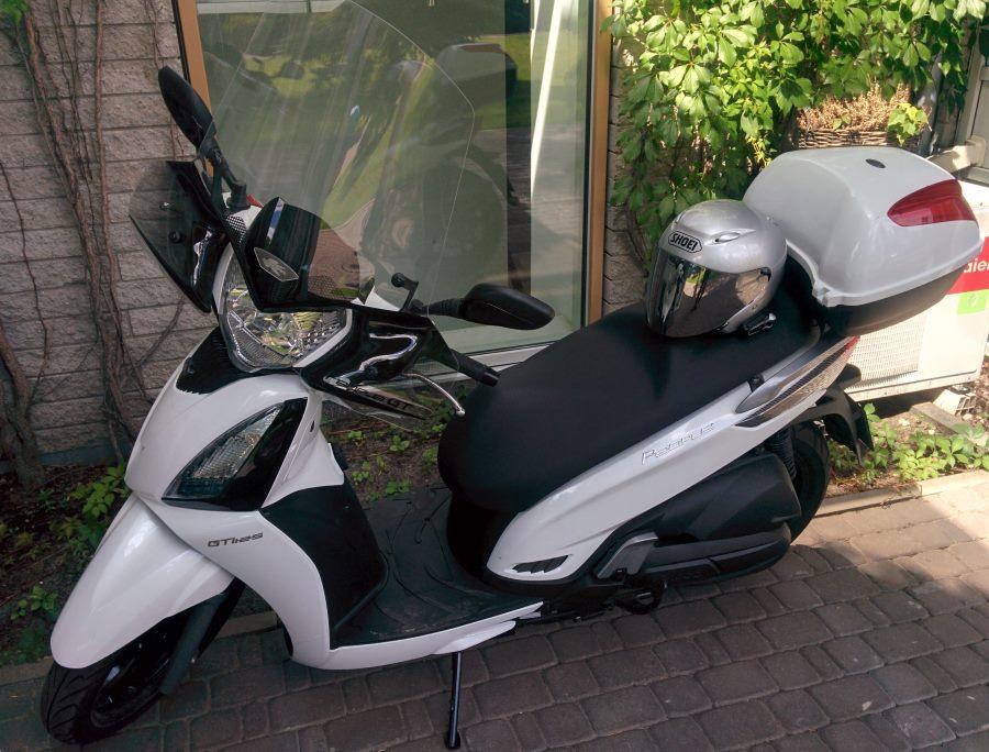 skuter kymco 125