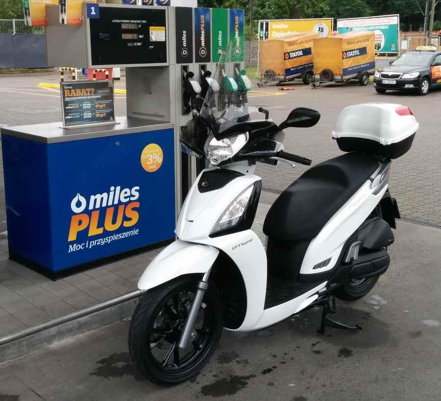 statoil tankowanie paliwa